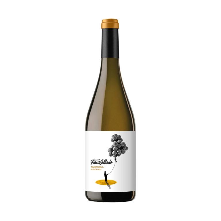 Finca Collado Chardonnay et Muscat